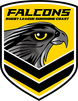 Sunshine Coast Falcons Logo